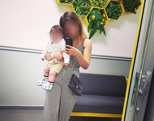 კასპში დედამ 7 თვის ბავშვი მოკლა