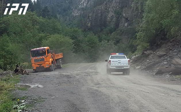 თუშეთში დატრიალებულ ტრაგედიას მსხვერპლი მოჰყვა - ადგილზე მაშველები მუშაობენ