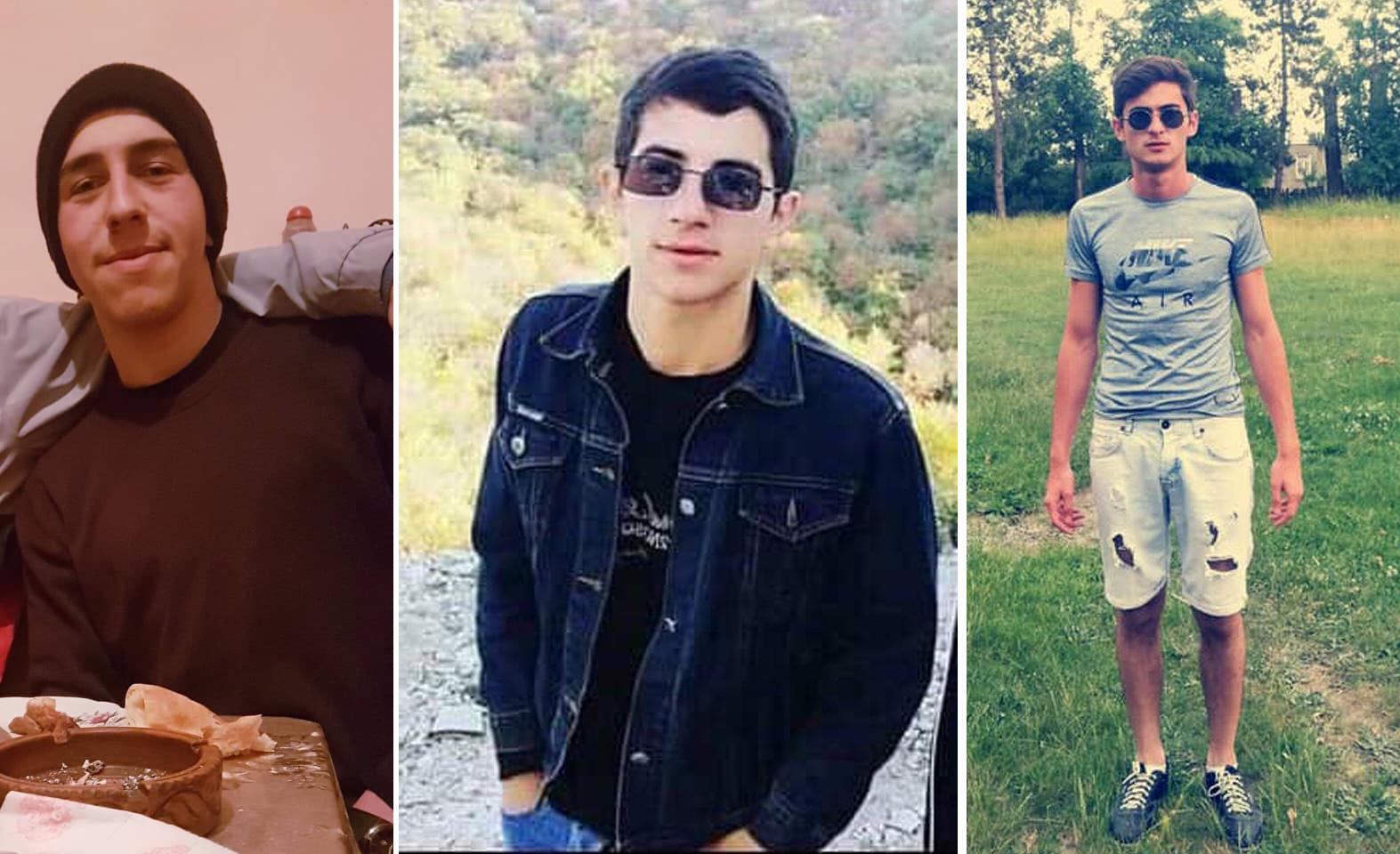 18,  19 და 23 წლის ბიჭები, რომლებიც გორში მომხდარ ავარიას ემსხვერპლა